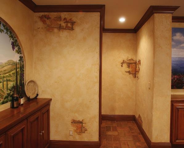Faux Plaster Walls venetian plasters & textures
