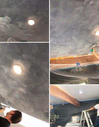 Cement Plaster Application