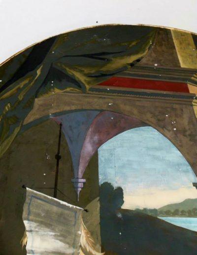 Damaged Mural Restoration 2