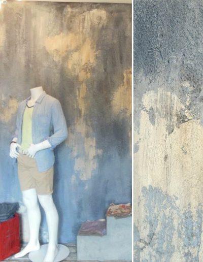 Distressed Stucco Plaster