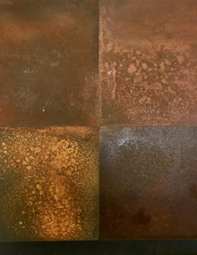Rust Finishes Sample