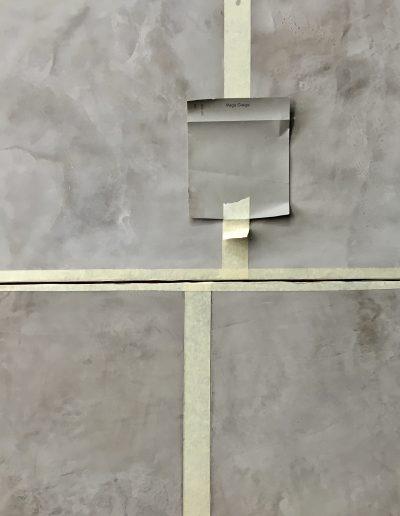 Venetian Plaster Samples Working with a designer