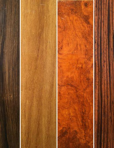 Woodgraining Samples