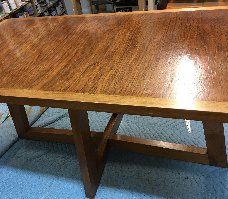 Gladkov Studios Los Angeles Gilder Gold Leaf Gilding Antique furniture restoration French polish Woodfinishing
